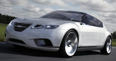 Saab 9-X Air Convertible Concept