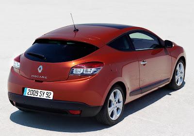 2009 Renault Megane Coupe