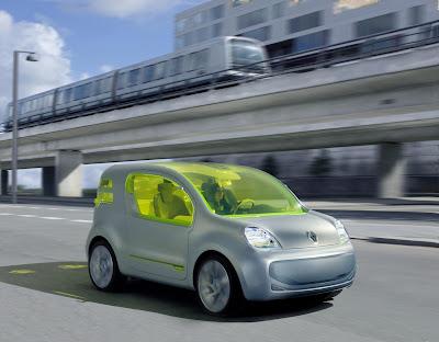 Renault  Z.E. Electric Car