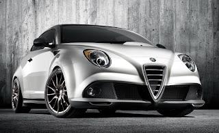 Alfa Romeo MiTo GTA - Official Pics