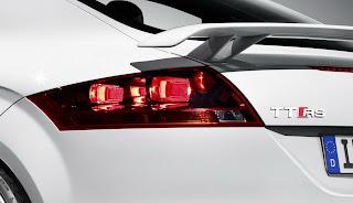 Audi TT RS Official Pics