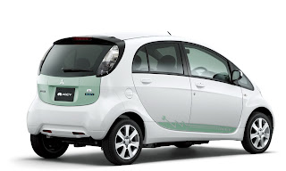 Mitsubishi i-MiEV All-Electric RWD Minicar