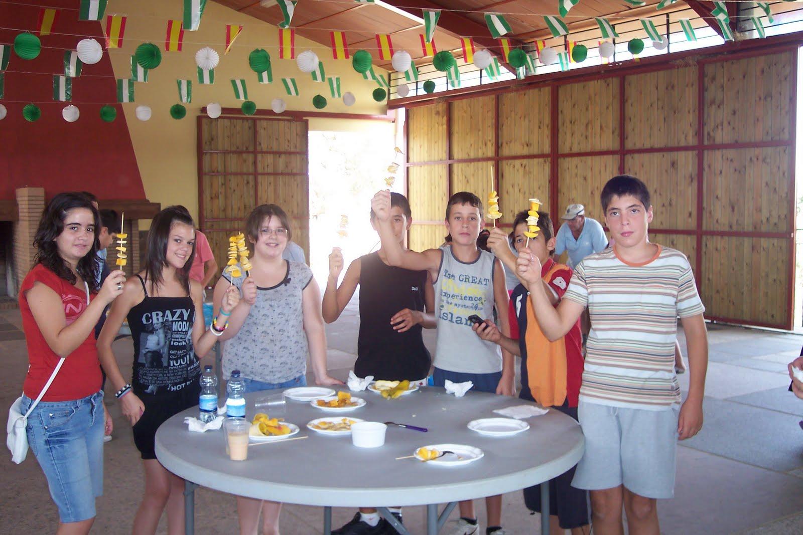 Taller de empleo casa de los velarde taller de cocina for Taller andaluz de cocina