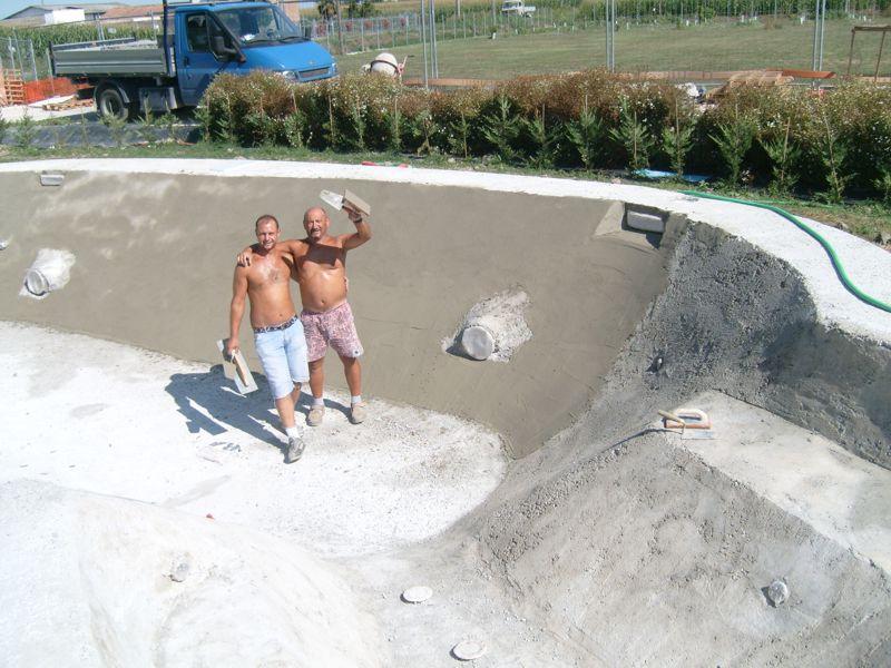 La mia piscina da sogno tutto inizi for Costruire un biliardo