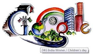 Doodle4Google 2010 Winner