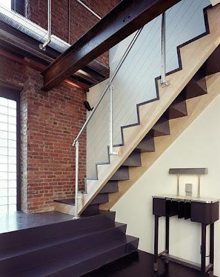 des lofts avec des murs de briques apparentes le blog de loftboutik. Black Bedroom Furniture Sets. Home Design Ideas