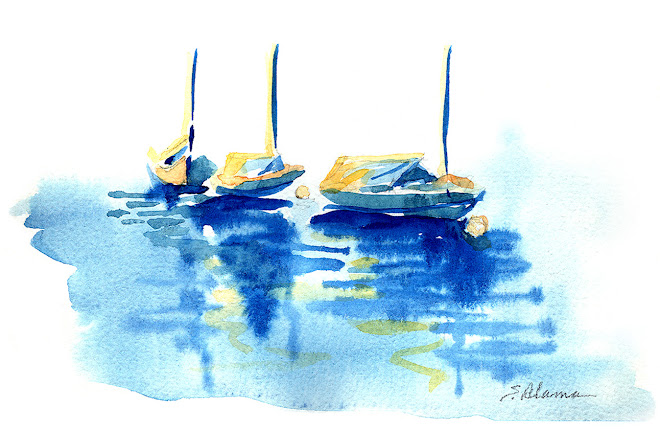 """Morning Boats"""