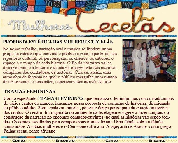 Mulheres Tecelãs