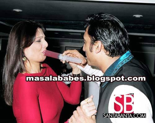 , WTF Deepshikha?Give Captions