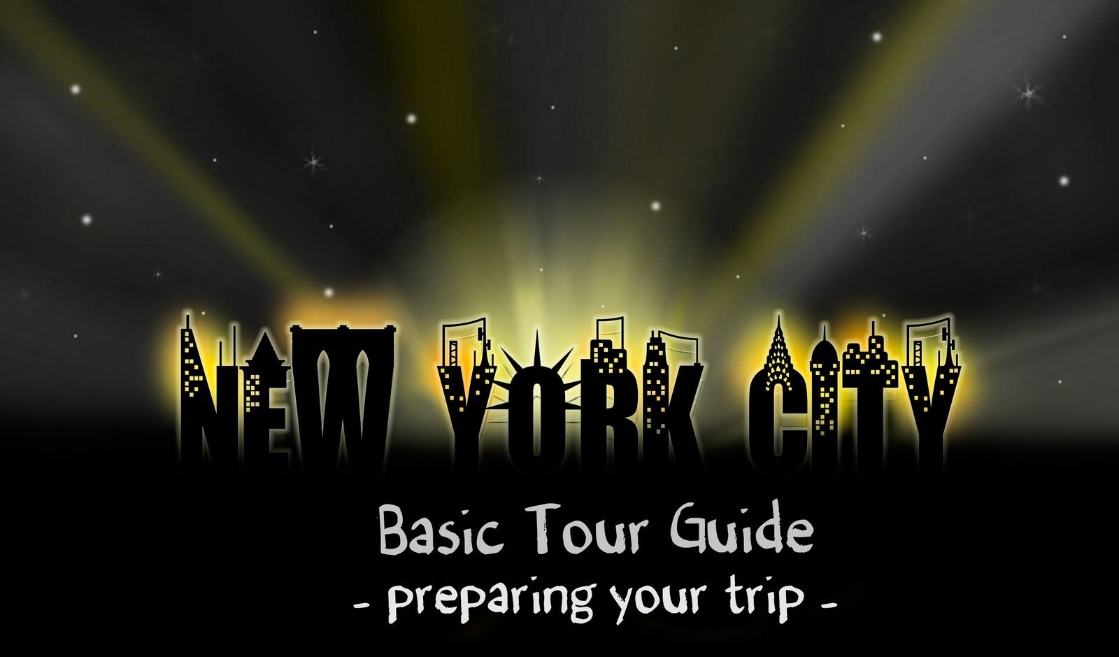 New York City Tour Guide Course