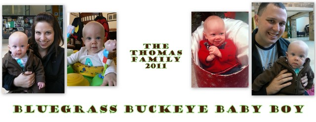 Bluegrass Buckeye Baby Boy