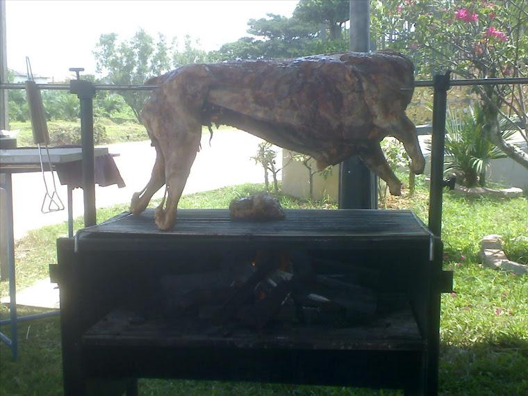 BBQ KAMBING