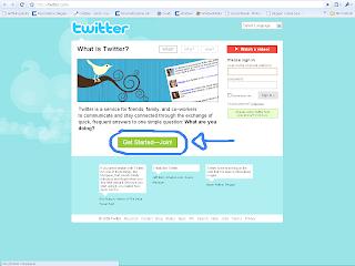 iscrizione a twitter