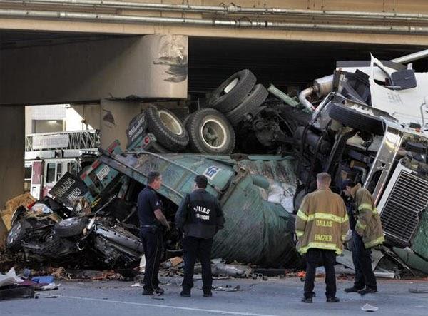 Bizarre Car Accidents 102
