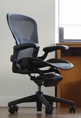 Todo en una silla ambito de la ergonomia for Sillas ergonomicas para oficina precio