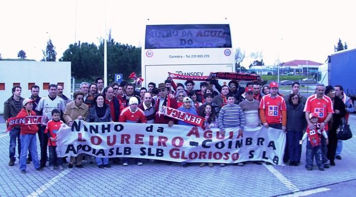 Só o Benfica tem esta força