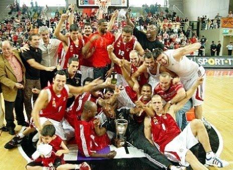 Basquetebol - Equipa campeã nacional de  2008/09