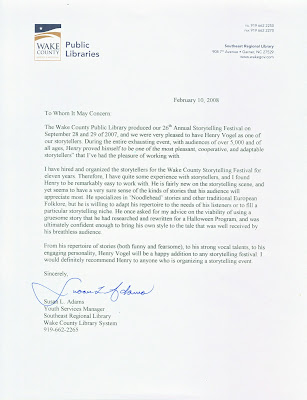 letters of recommendation. Letter of recommendation from