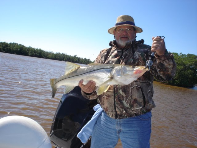 Everglades fishing reports cool front turn on the snook for Everglades city fishing