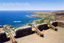 My place of birth, Cabo Verde Islands