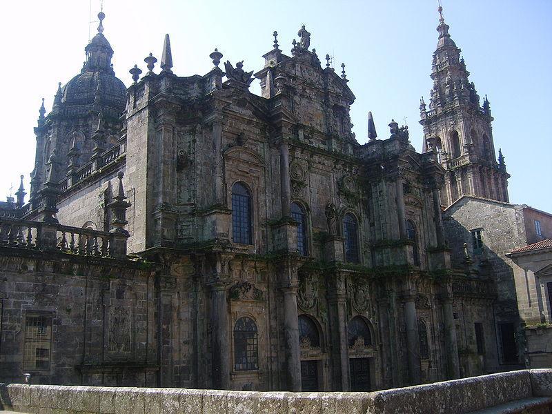 Hey what 39 s art arte barroco - Santiago de compostela arquitectura ...