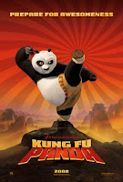 Kung Fu Panda Theatrical Poster