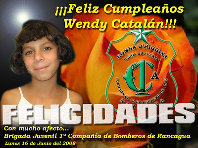 Brigada juvenil juan felipe riquelme lira primera - Feliz cumpleanos en catalan ...