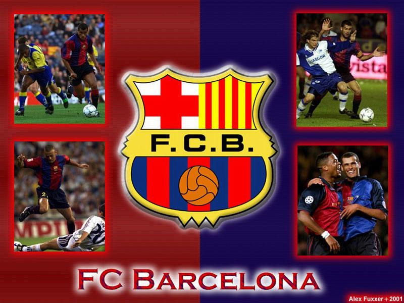 Barcelona Soccer Symbol