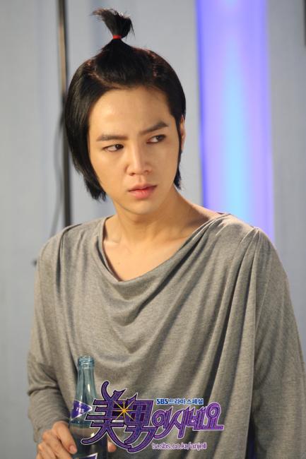 Jang Geun Seuk sbg Hwang Tae Kyung