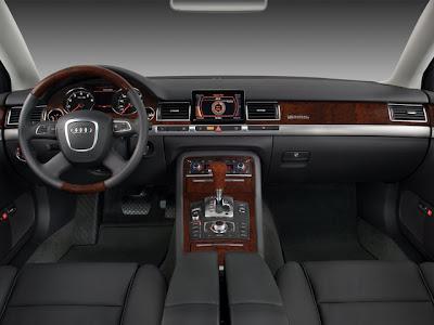 audi a8 2009. Audi A8 2009 Wallpaper