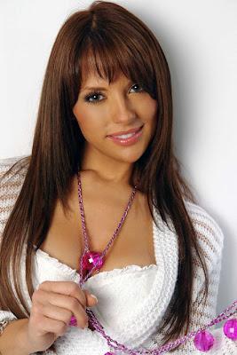 ... el Cuerpo del Deseo- 2005. Su nombre completo es Vanessa Quiñones