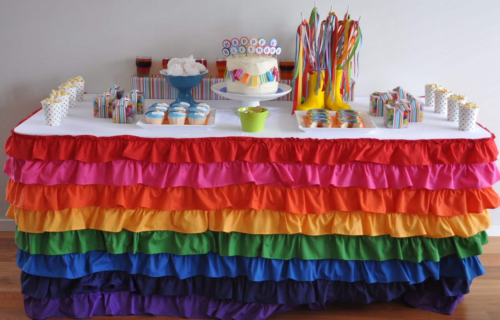rainbow parties photos