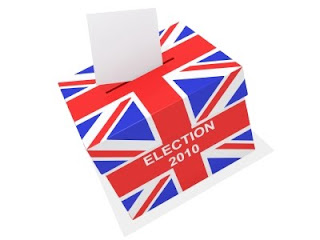 UK Election 2010 Ballot Box