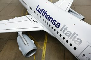Lufthansa Italia aircraft
