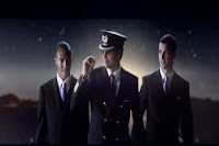 screenshot from Virgin Atlantic ad