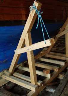 Venepukin rakentaminen