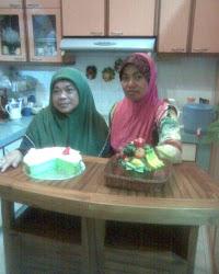 D'Dapur Bersama Mertua