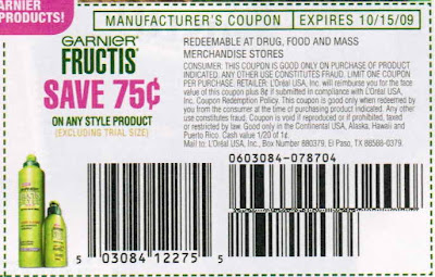 image about Garnier Coupons Printable named Printable Garnier Discount coupons