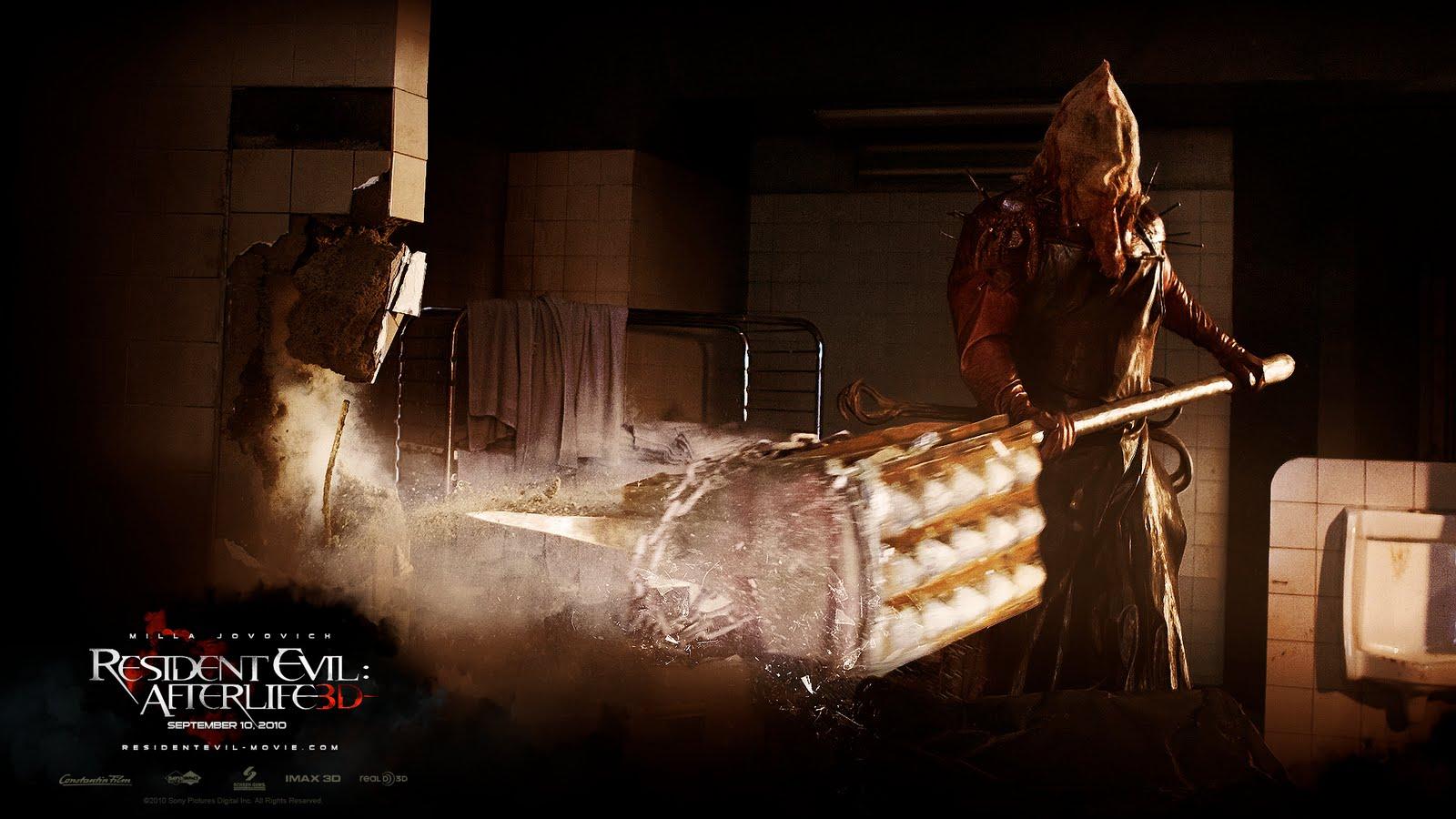 Joshu L ws Blog  Resident Evil  Afterlife