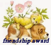 Friendship Award #1