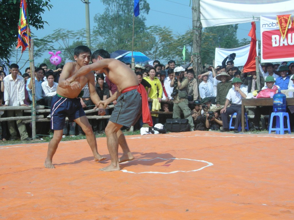 Asia Battle: Vietnamese Wrestling