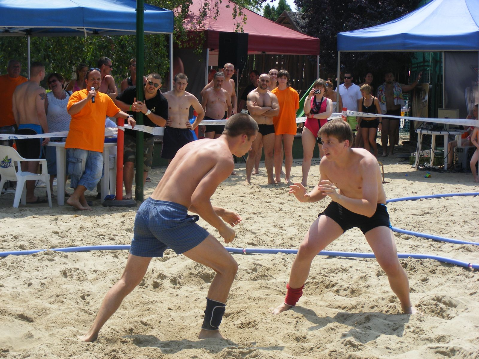 Beach wrestling galleries 80