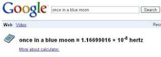 Google funny calcuator 1