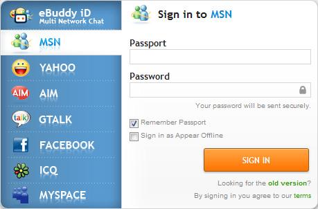 "Cara Menghubungkan Chat facebook dengan eBuddy Web ""Tutorial facebook"""