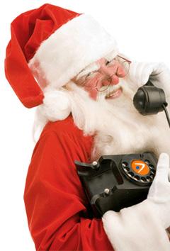 Vonage Santa