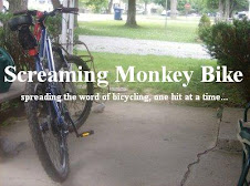 Sreaming Monkey Bike