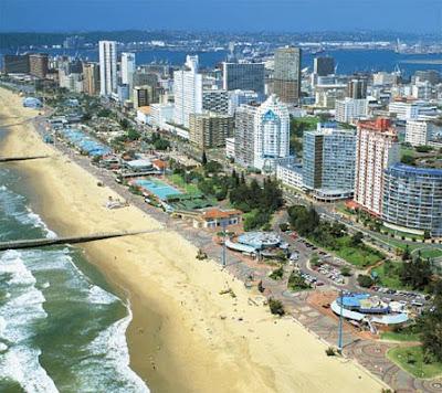 Durban sede del Mundial 2010