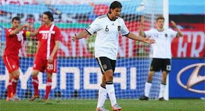 Serbia vencio a Alemania