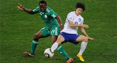 Nigeria 2 Corea del Sur 2