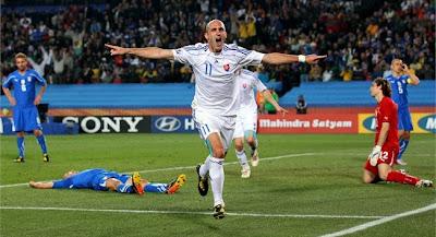 Italia fuera del Mundial Sudafrica 2010